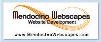 Mendocino Webscapes